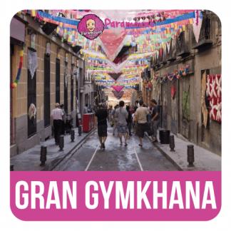 GRAN GYMKHANA DE MADRID